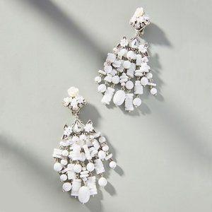 Anthro Dannijo Lionel Firework Drop Earrings